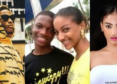 Meet Wizkid's Ex-Girlfriend Who Is Happily Married