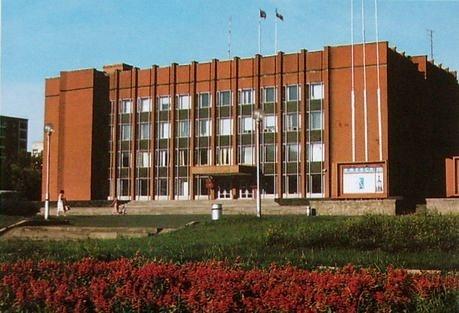 Правительственные, административные учреждения Ижевска ...