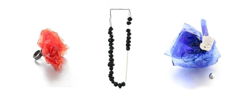 Schmuck Kunst, Kunst Wien, Jewellery Vienna, Paper jewelry