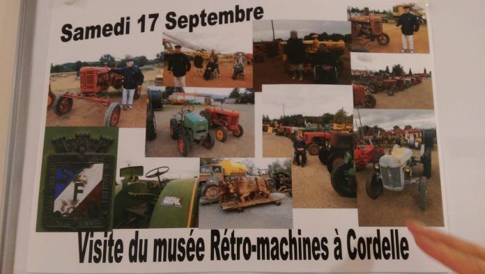 Histoire de tracteur et de territoire - Crédit photo izart.fr