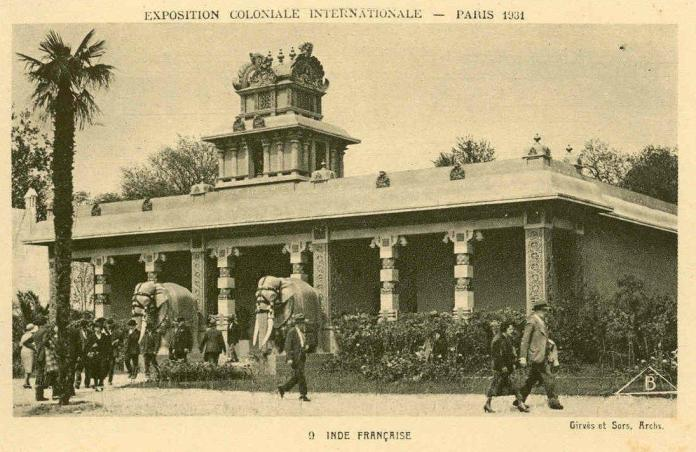 Expo_1931_indesfrancaises - Officiel disait le texte