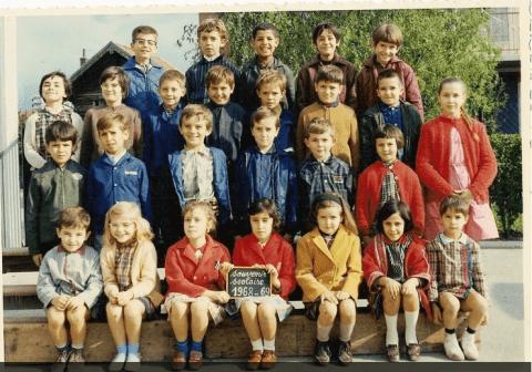 Mon école Ambroise Croizat - Crédit photo izart.fr