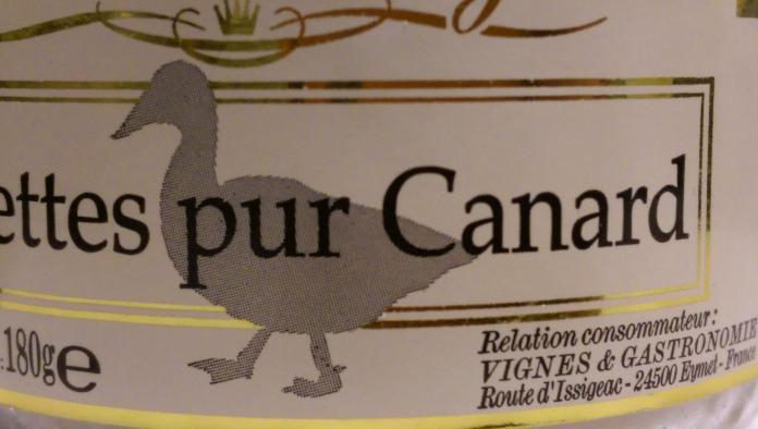 Et vive le foie gras canadien - Crédit photo izart.fr