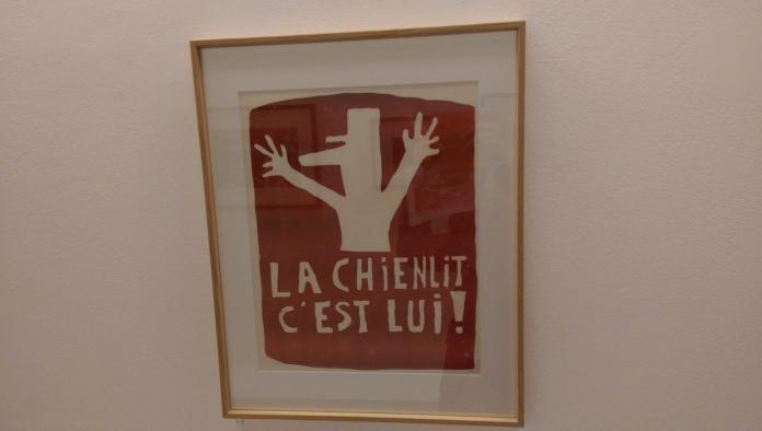 Le très dangereux métier d'huissier - Crédit photo izart.fr