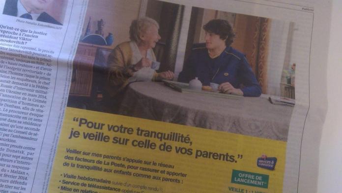Facteur d'avenir vous aviez dit - Crédit photo izart.fr