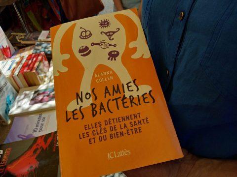 Les bactéries sont nos amies pour la vie - Crédit photo izart.fr