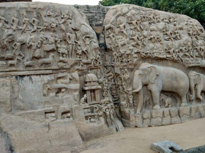 I saw you in Mahabalipuram - Crédit photo izart.fr
