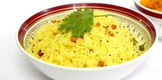 Recette N°153 - Lemon Rice Made in India