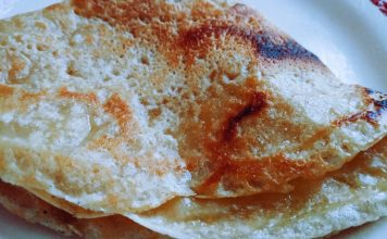 Recette N°164 - Crêpes à la farine de manioc - Crédit photo izart.fr