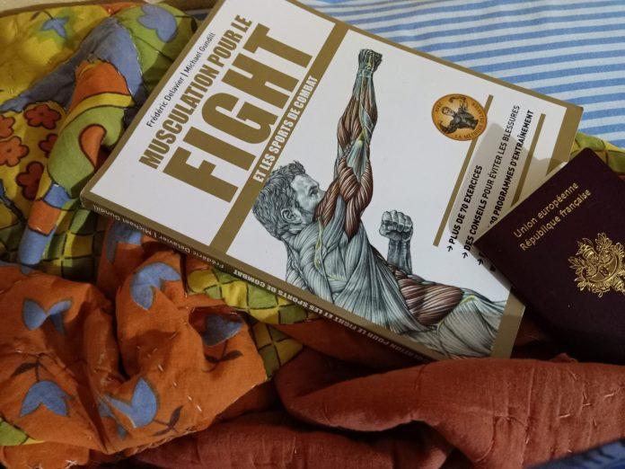 Passeport pour le fight - Crédit photo izart.fr