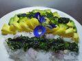 Recette N°194 - Pesto vert à la spiruline - Crédit photo izart.fr