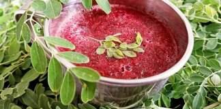 Recette N°224 - Smoothie moringa pastèque betterave - Crédit photo izart.fr