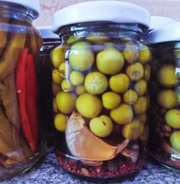 Recette N°260 - Pickles à la française - Crédit photo izart.fr