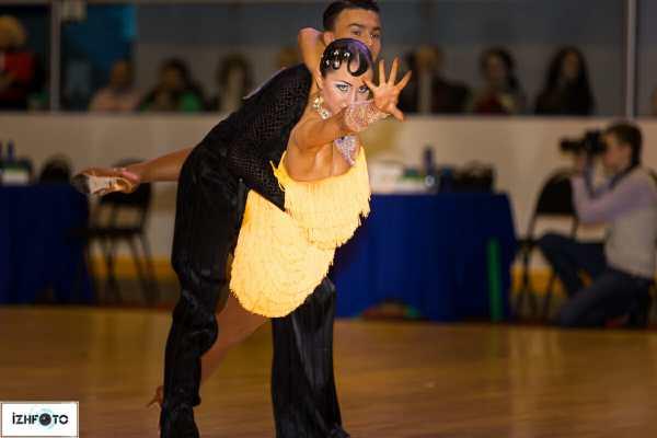 Фоторепортаж с соревнований по бальным танцам | IzhPromo