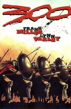 Ver comic 300 Frank miller
