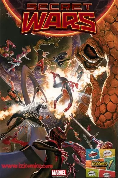 Ver Comic Secret Wars (2015)