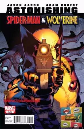 Ver comic Astonishing Spiderman