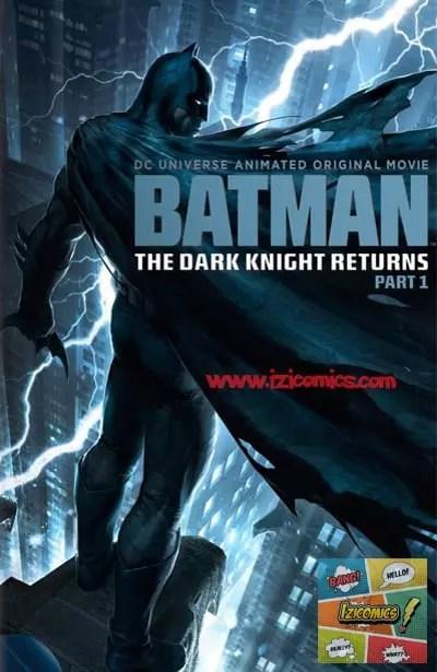 Leer comic Batman El Regreso del Caballero Oscuro