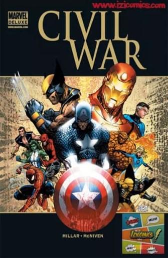 Ver Comic Civil War