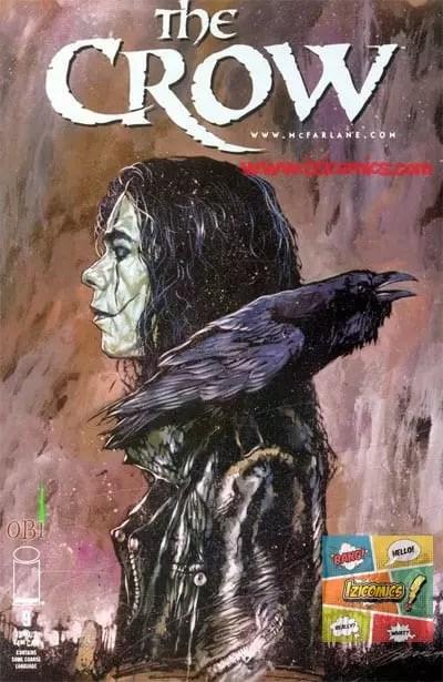 Leer Comics Online El Cuervo