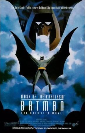 Descargar Gratis Batman La mascara del fantasma