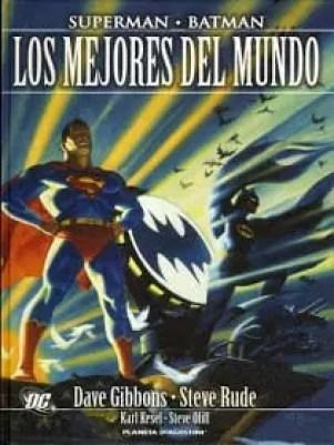 Descargar Gratis Batman-Superman los mejores del mundo