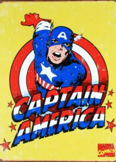 Serie Animada Capitan America 1970