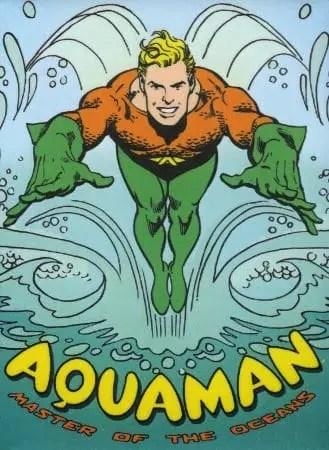 Serie Animada Aquaman