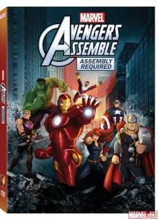 Serie Animada Avenger Assemble