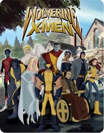 Serie Animada Wolverine and the X-men