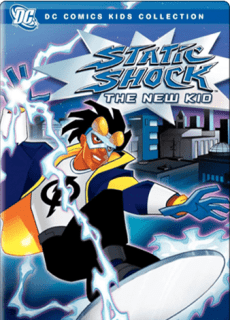 Serie Animada Static Shock
