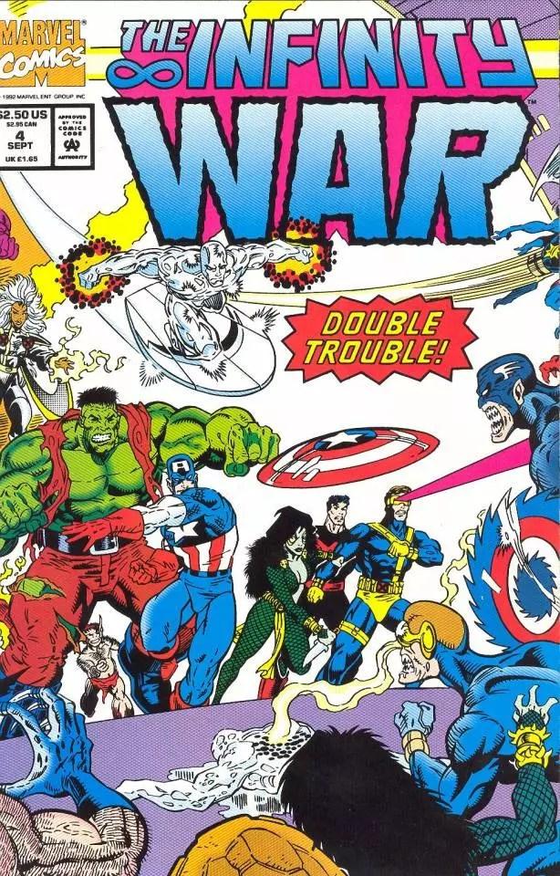 Descargar comic infinity war completo pdf espa ol - Descargar infinity war ...