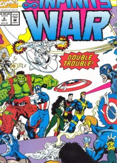 Infinity War Completo