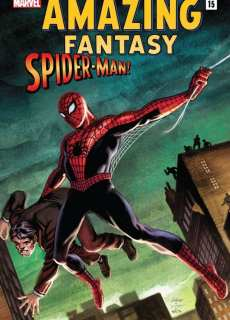 Amazing Fantasy Spiderman