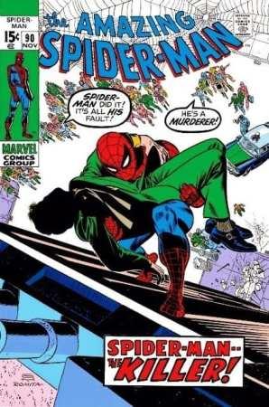 Spider-man La Muerte del Capitan Stacy