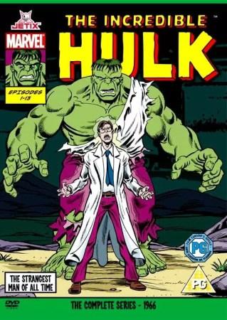 Serie Animada The incredible Hulk 1970