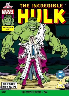 Serie Animada The incredible Hulk 1970