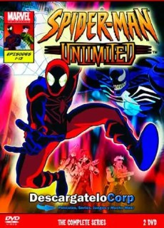 Serie Animada Spiderman Unlimited