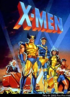 Serie Animada X-men 1990