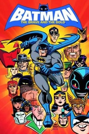Serie Animada Batman El Valiente