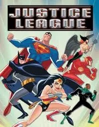 Serie Animada Liga de la Justicia