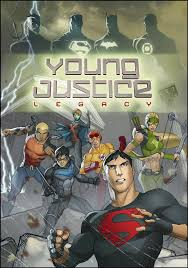 Serie Animada Young Justice
