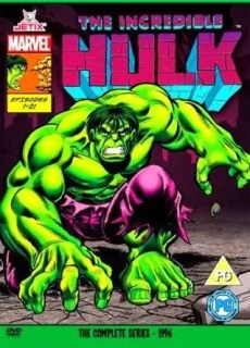 Serie Animada The incredible Hulk 1990