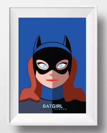 Serie Animada Batgirl