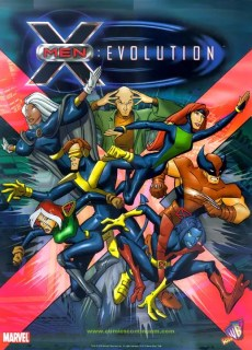 Serie Animada X-men Evolution