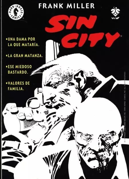 Sin City-Frank Miller