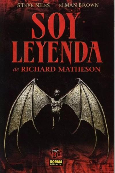 Soy leyenda-Richard Matheson