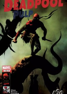 Ver comic deadpool pulp