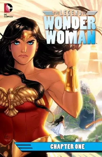 Ver Comic The Legend Wonder Woman