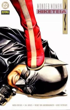 Comic Wonder Woman Hiketeia